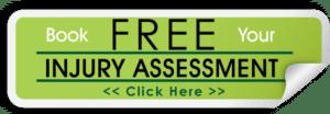 rectangular image offering a free injury rehabilitation assessment in northampton